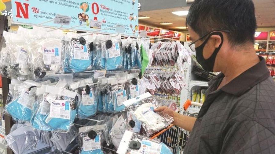 TPHCM: Hàng nghìn địa điểm bán khẩu trang tại 24 quận/huyện
