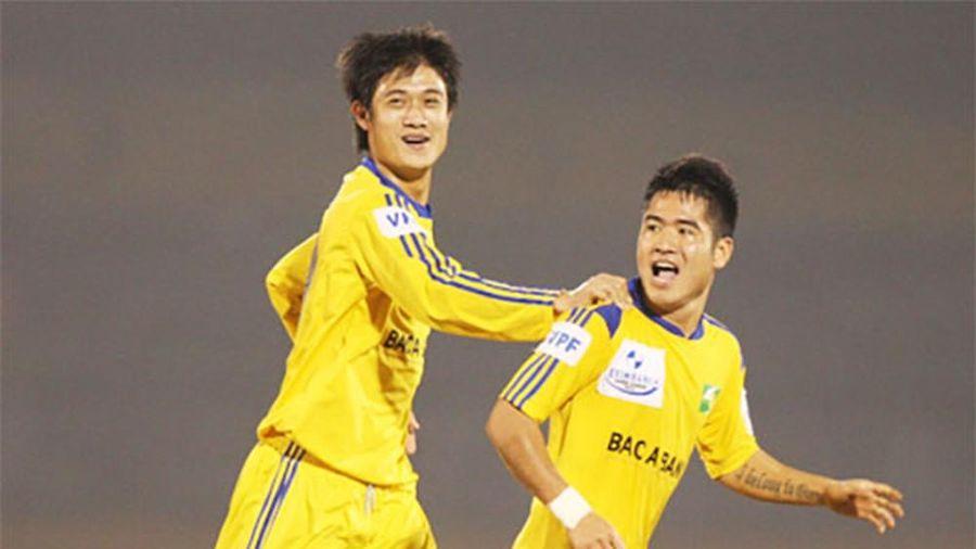 Cựu cầu thủ SLNA Âu Văn Hoàn: Từ 'siêu hậu vệ' thành 'siêu dự bị'