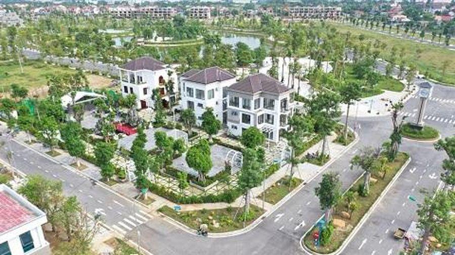 Đẳng cấp khu đô thị đáng sống bậc nhất Bắc Trung Bộ Xuân An Green Park