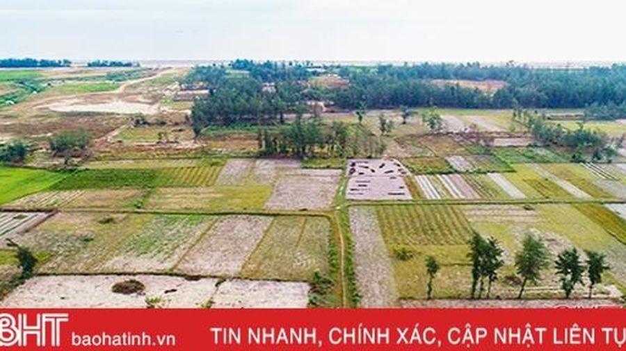 'Tắc' dự án đường du lịch biển Lộc Hà vì những đòi hỏi không có cơ sở pháp lý của nhiều hộ dân
