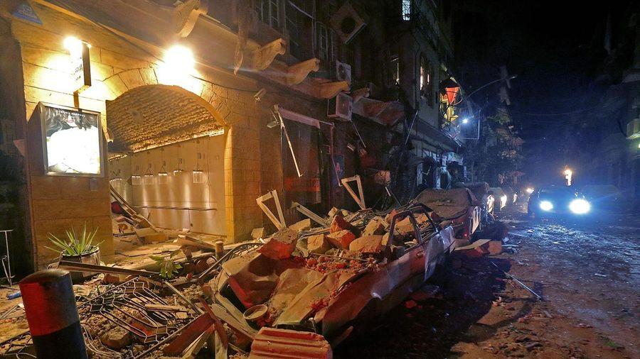 Thương vong trong vụ nổ tại Beirut tiếp tục tăng mạnh
