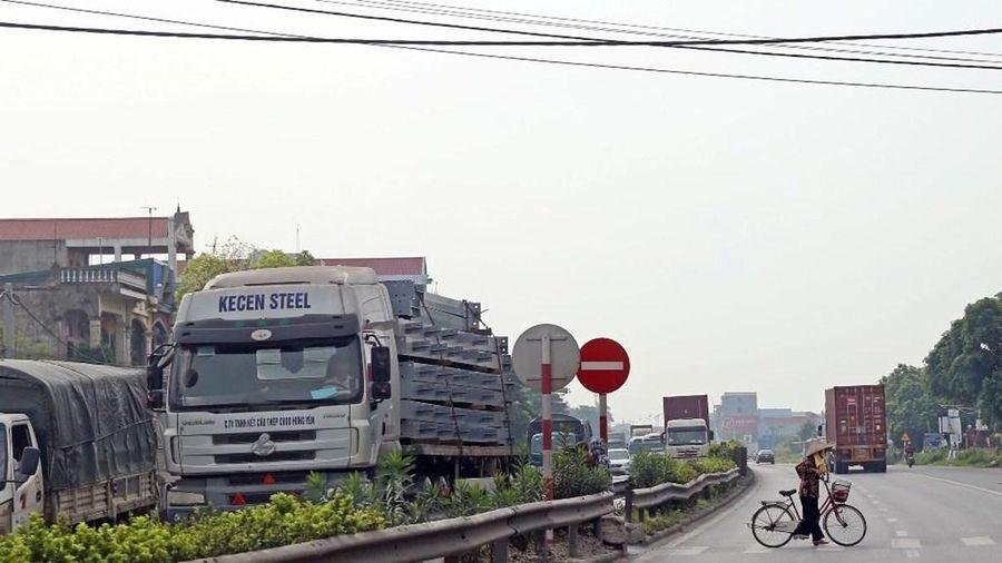 Bộ GTVT nói gì về việc đầu tư, sửa chữa hư hỏng tuyến Quốc lộ 5?