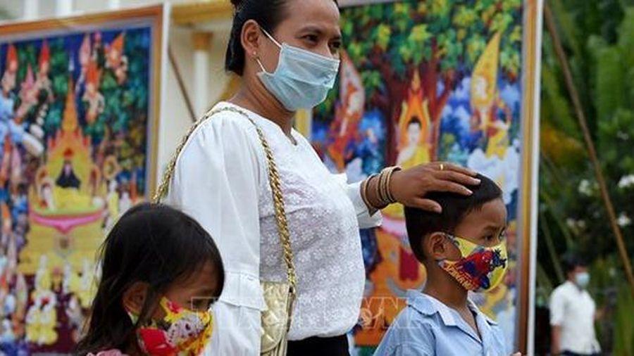 Campuchia công bố quy trình tiêu chuẩn mở cửa trở lại trường học