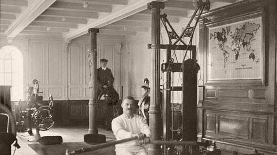Những hình ảnh cuối cùng của tàu Titanic trước khi gặp thảm họa