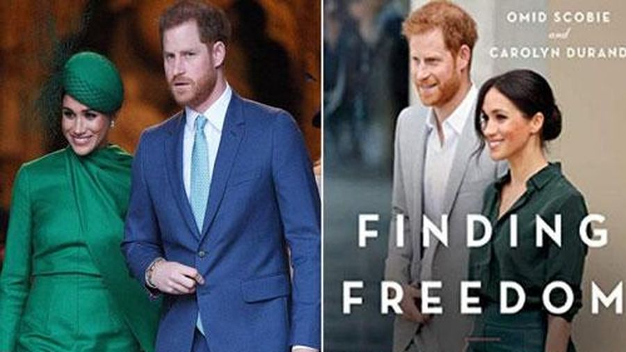 Meghan và Harry không còn đường lùi vì cuốn sách 'kể xấu' Hoàng gia