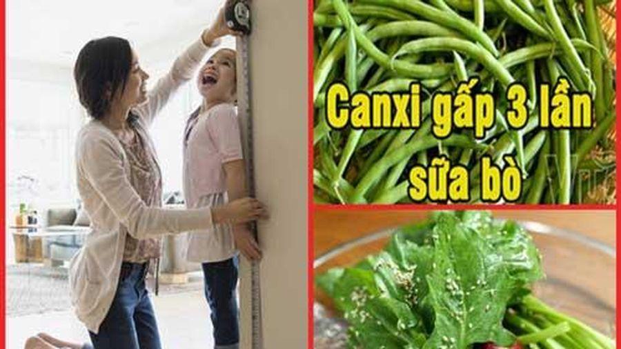 Loại rau càng nấu chín càng nhiều dinh dưỡng, trẻ ăn vào 'lớn nhanh như thổi' mỗi ngày