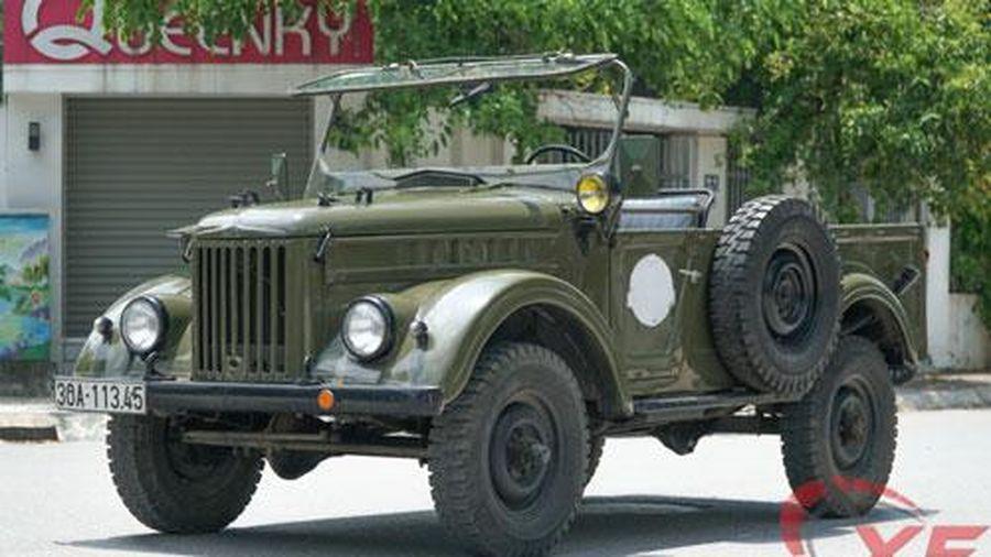 Được dân chơi chi 400 triệu, xe Liên Xô 48 năm tuổi 'hồi sinh' như mới