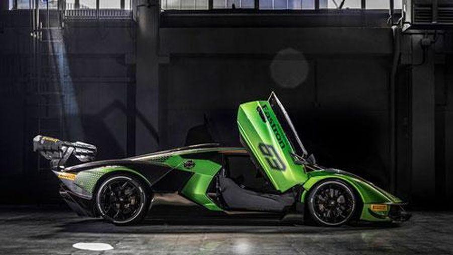 Khám phá siêu xe Lamborghini Essenza SCV12: Công suất 830 mã lực, giới hạn 40 chiếc