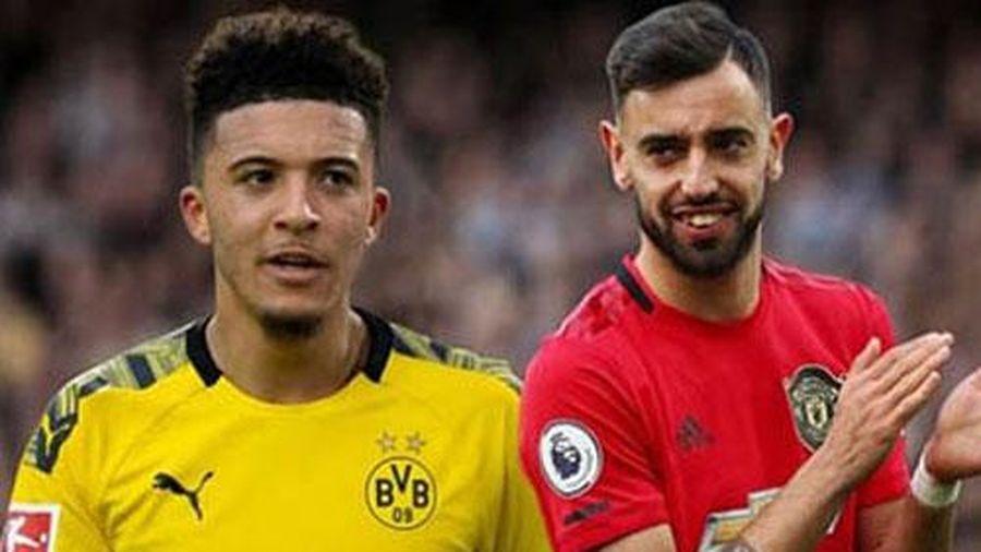 Chỉ Bruno Fernandes hay còn ai nữa có 20 bàn và 20 kiến tạo ở mùa giải 2019/20?