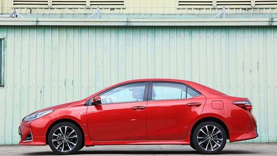 Toyota Corolla Altis 2020 trình làng tại Việt Nam, giá thấp hơn 28 triệu