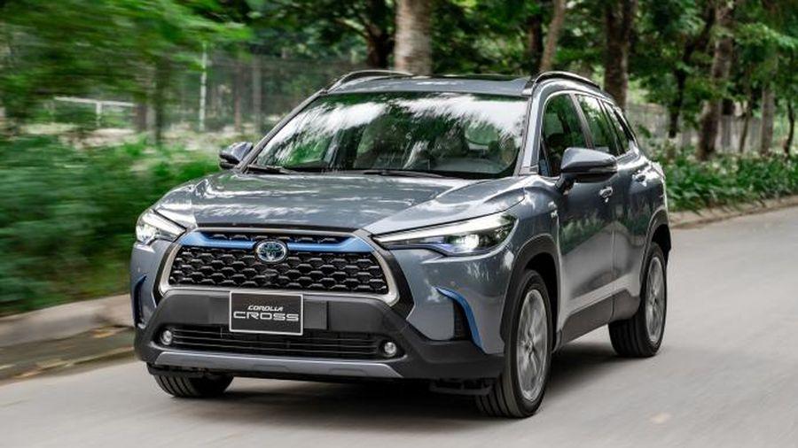 Toyota Việt Nam tung xe mới vào phân khúc crossover 5 chỗ tại Việt Nam