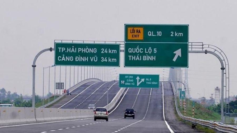 Thu phí không dừng triển khai ở cao tốc Hà Nội - Hải Phòng từ 11/8