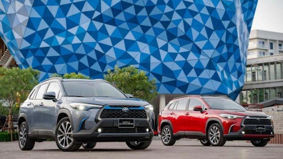 Toyota Corolla Cross ra mắt tại Việt Nam với giá bán hợp lý