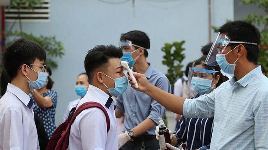 Hà Nội và TP HCM chuẩn bị xong phương án cho kỳ thi THPT
