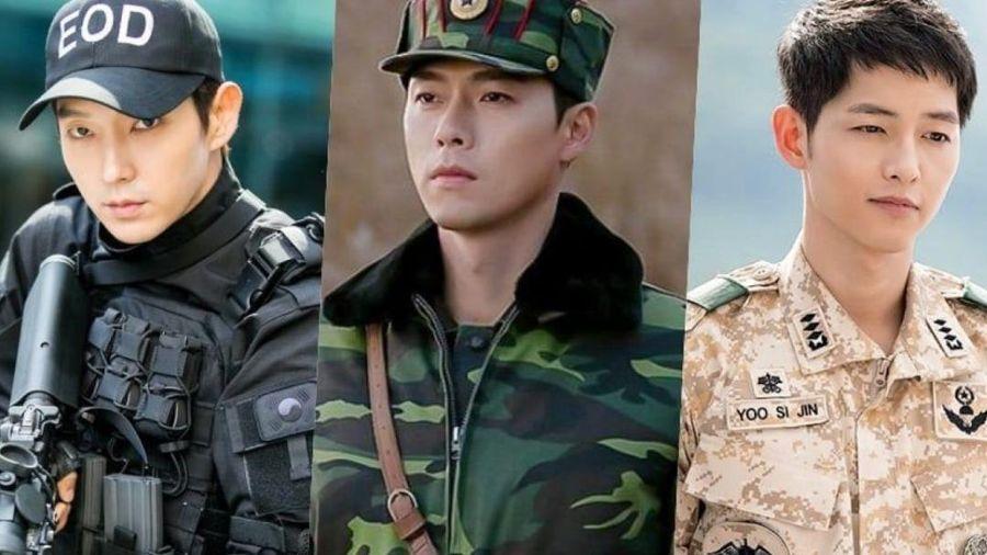 5 nam diễn viên Hàn 'cực bảnh' khi mặc quân phục: Hyun Bin, Song Joong Ki và...?