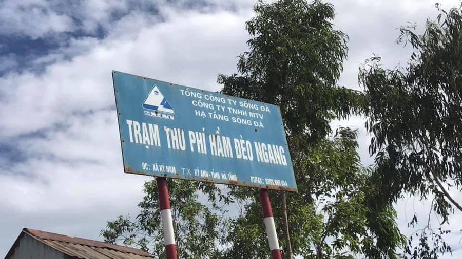 Hà Tĩnh: Tháo dỡ hoàn toàn Trạm Thu phí Hầm Đèo Ngang