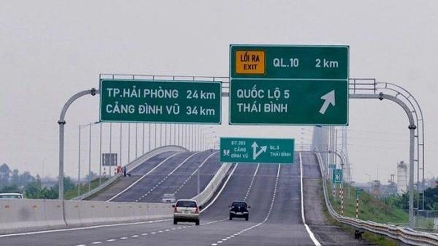 Từ ngày 11/8, chính thức thu phí không dừng trên cao tốc Hà Nội - Hải Phòng