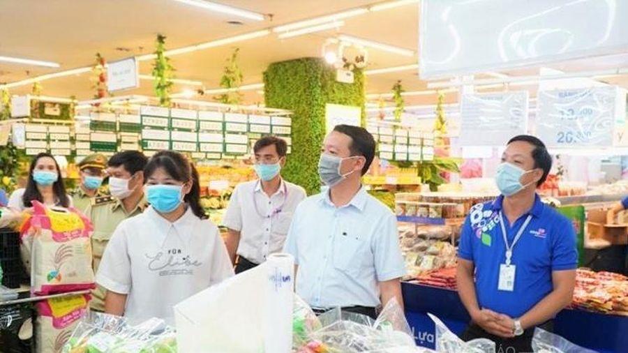 Thừa Thiên Huế: Tăng cường cung ứng hàng hóa, không để xảy ra tình trạng khan hàng