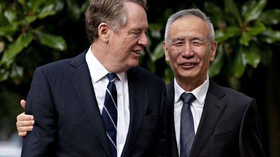 Mỹ - Trung sẽ đàm phán vào ngày 15/8 để đánh giá thỏa thuận giai đoạn 1