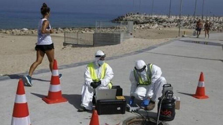 Kiểm tra nước thải để phát hiện ổ dịch COVID-19