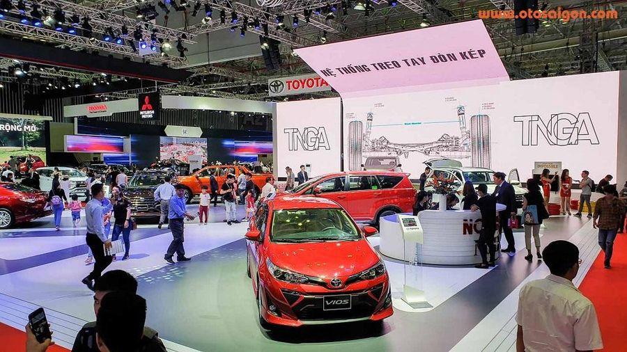 Triển lãm ôtô Việt Nam 2020 chính thức bị hủy do dịch Covid - 19