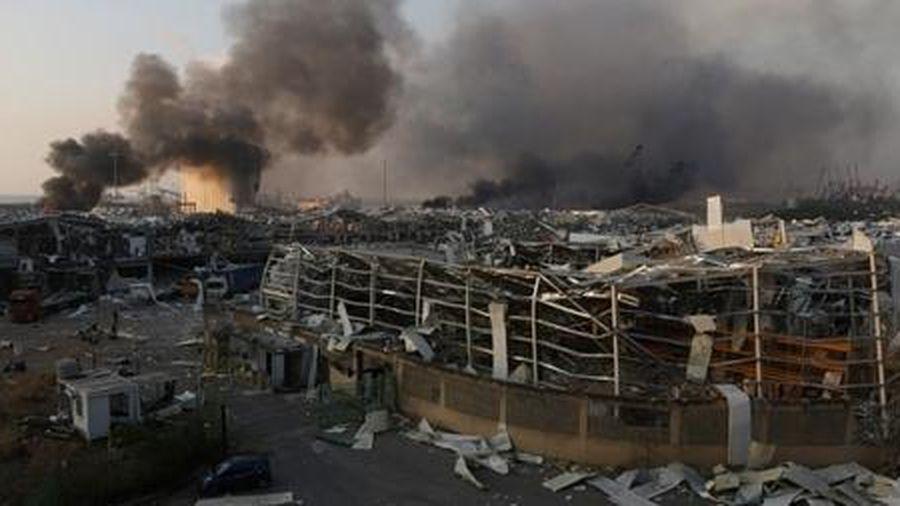 Những nghi vấn về nguyên nhân vụ nổ ở Lebanon
