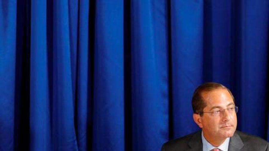 Bộ trưởng y tế Mỹ thăm Đài Loan có thể khiến Trung Quốc 'nổi đóa'