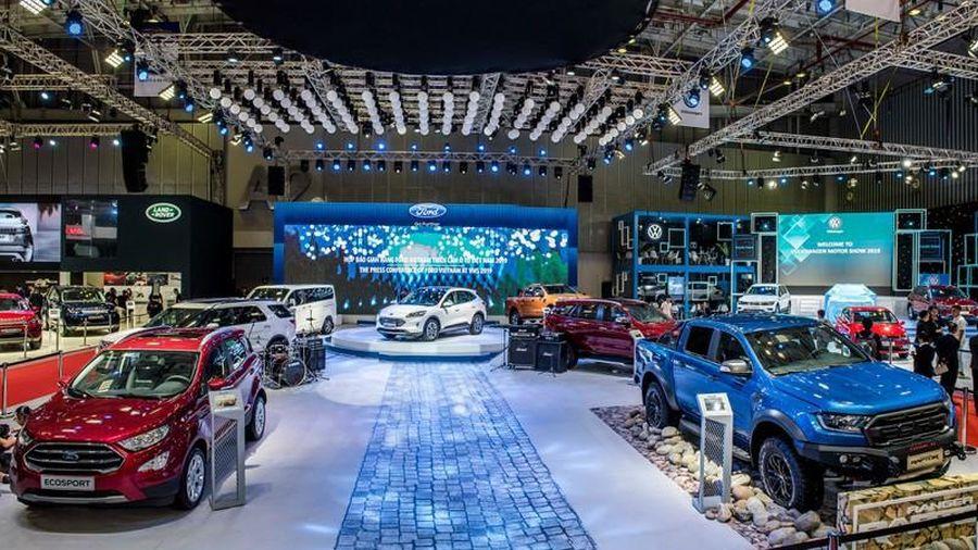 Triển lãm ô tô Việt Nam 2020 bị hoãn do Covid-19