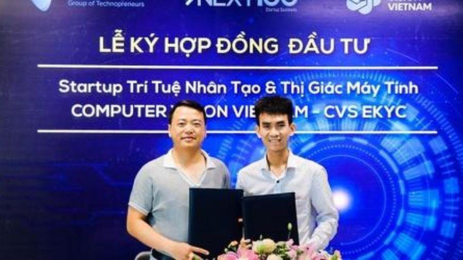 NextTech đầu tư nửa triệu USD vào startup CVS eKYC