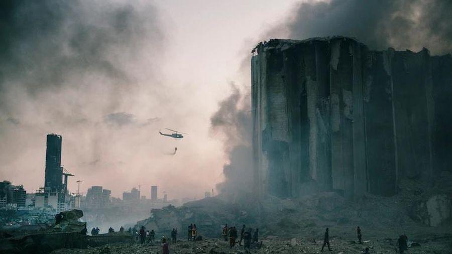 Giám đốc an ninh Lebanon: Hơn 2.700 tấn vật liệu nổ thổi bay một góc Beirut