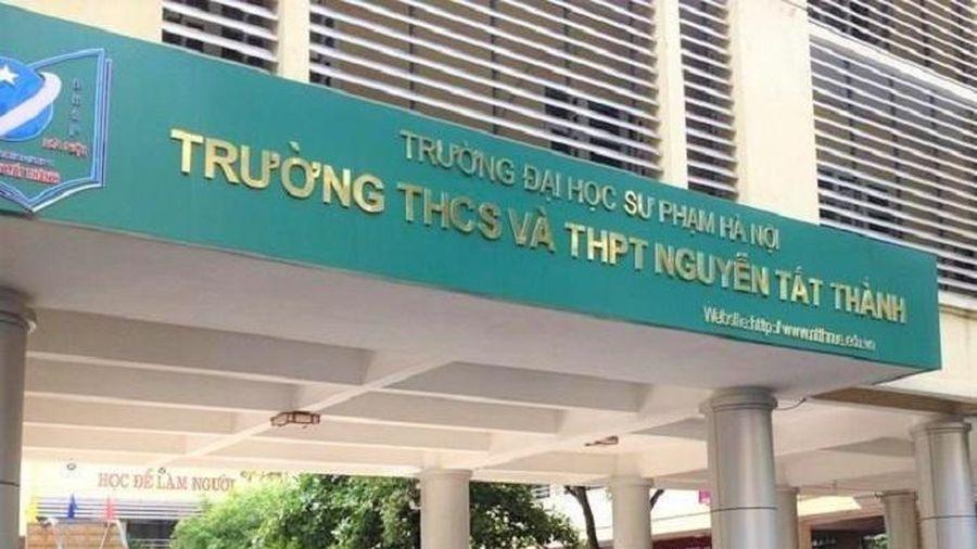 Trường đầu tiên ở Hà Nội hạ điểm chuẩn lớp 10 năm 2020