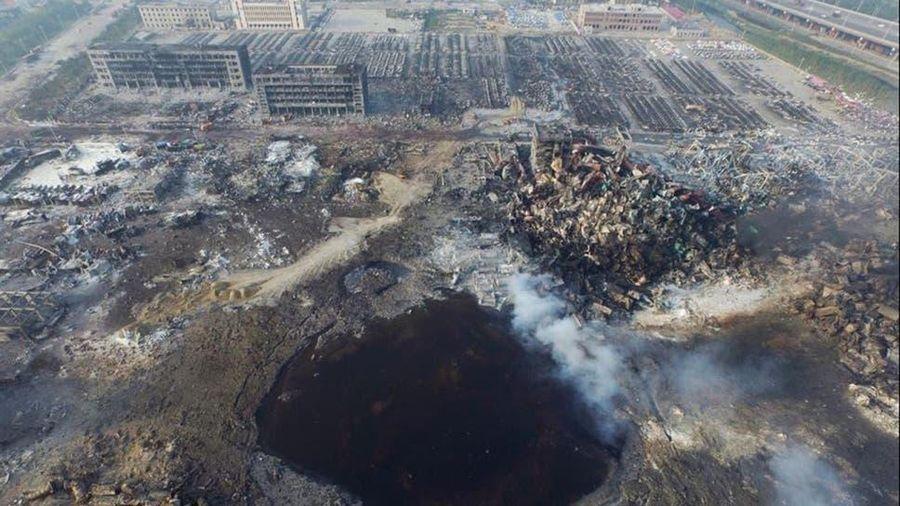 5 vụ nổ ammonium nitrate chết chóc nhất lịch sử thế giới