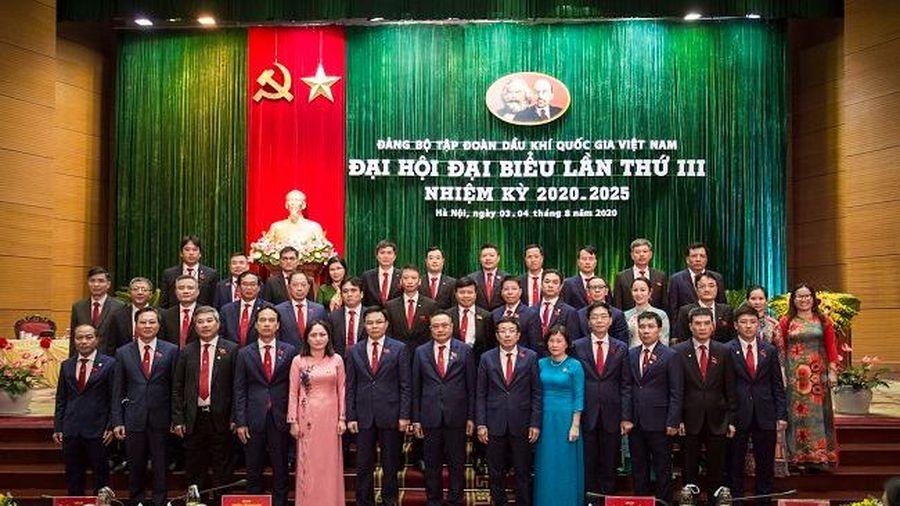 Giữ vai trò nòng cốt thực hiện thắng lợi chiến lược phát triển ngành Dầu khí Việt Nam