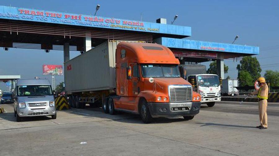 Tiếp nhận thông tin, hình ảnh vi phạm giao thông trên các tuyến cao tốc