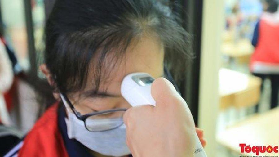 Hà Nội: Cán bộ, giáo viên diện F0, F1, F2 không tham gia các khâu của kỳ thi tốt nghiệp THPT 2020