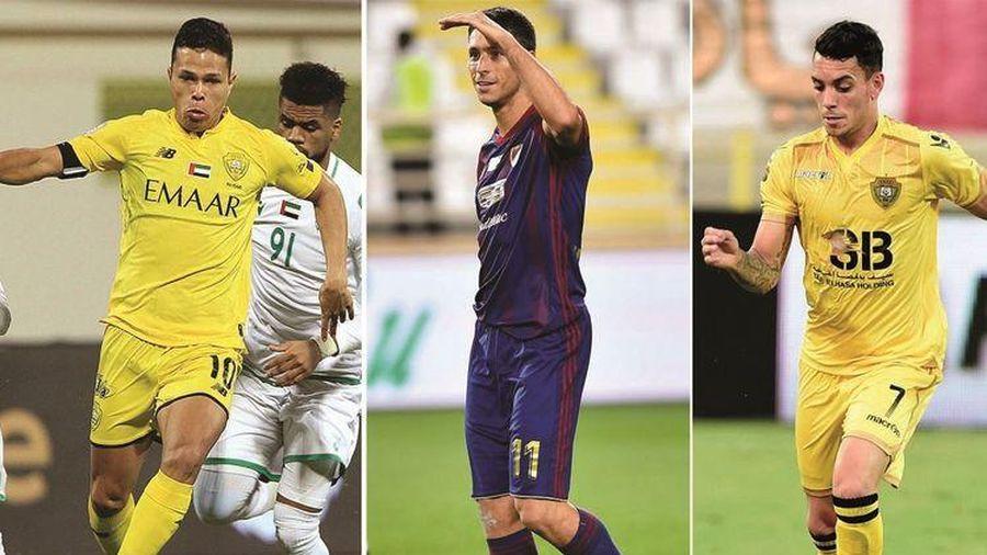 Những 'át bài' giúp UAE lật ngôi đầu bảng của tuyển Việt Nam
