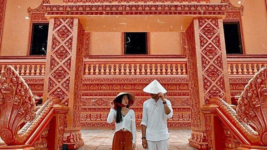 5 ngôi chùa Khmer nổi tiếng ở miền Tây