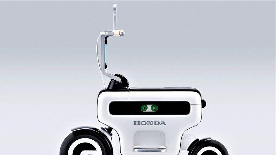 Honda sẽ hồi sinh Motocompo, chiếc xe máy có thể gập gọn