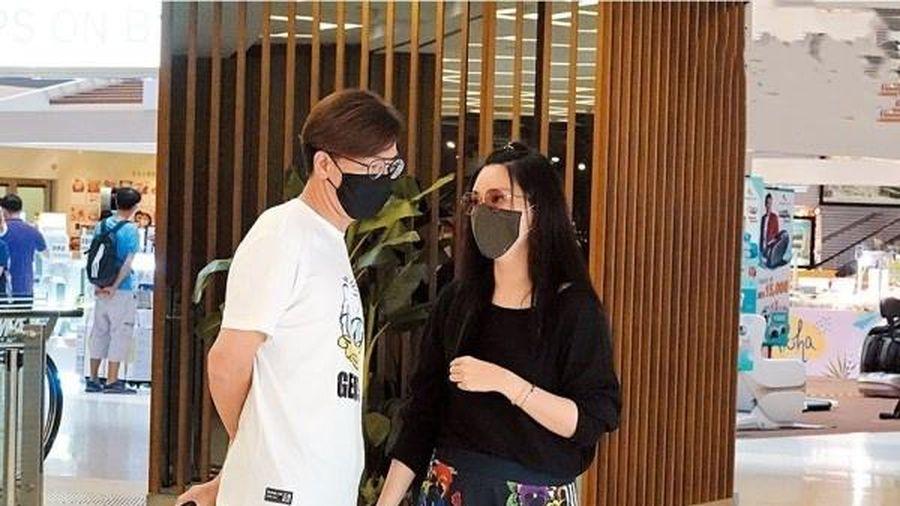 Mã Quốc Minh muốn cưới Thang Lạc Văn