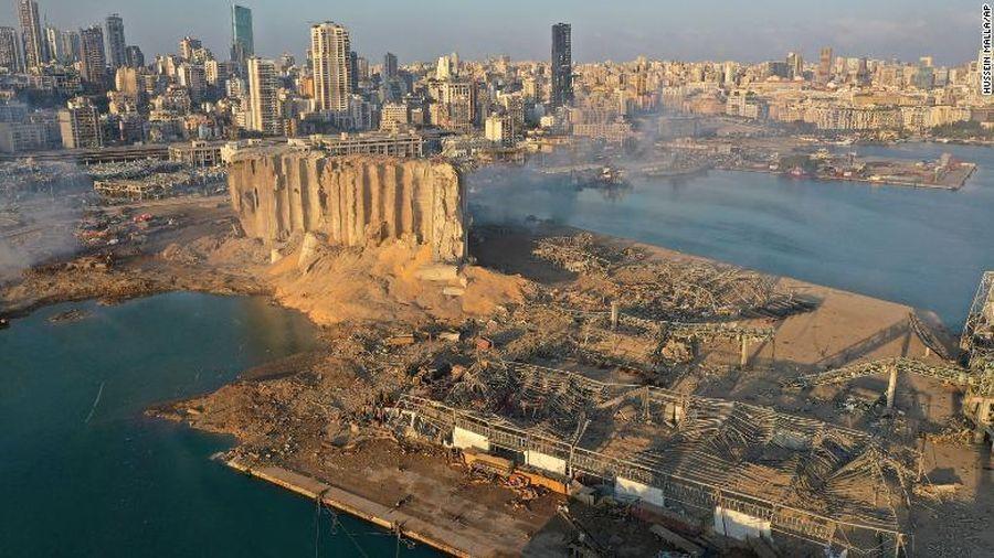 Tàu chở 2.750 tấn ammonium nitrate đã nằm lại cảng Beirut thế nào?