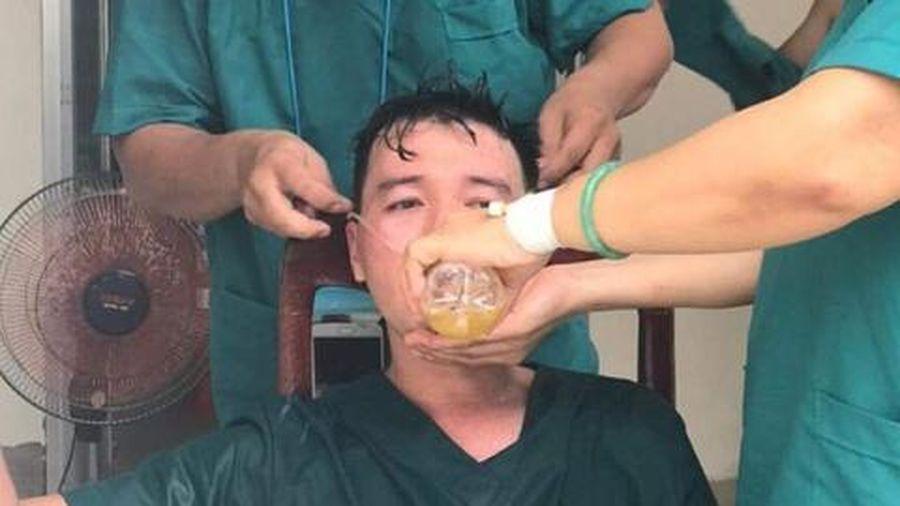 Bác sĩ chi viện cho Đà Nẵng: 'Tôi khóc khi nhìn đồng nghiệp kiệt sức'
