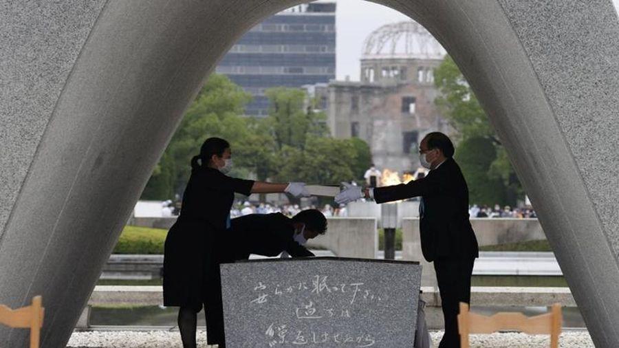 Thông điệp đoàn kết từ Hiroshima