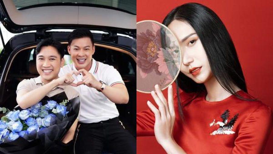Don Nguyễn được bạn trai tặng xế hộp tiền tỷ, Lynk Lee nền nã với bộ ảnh mới