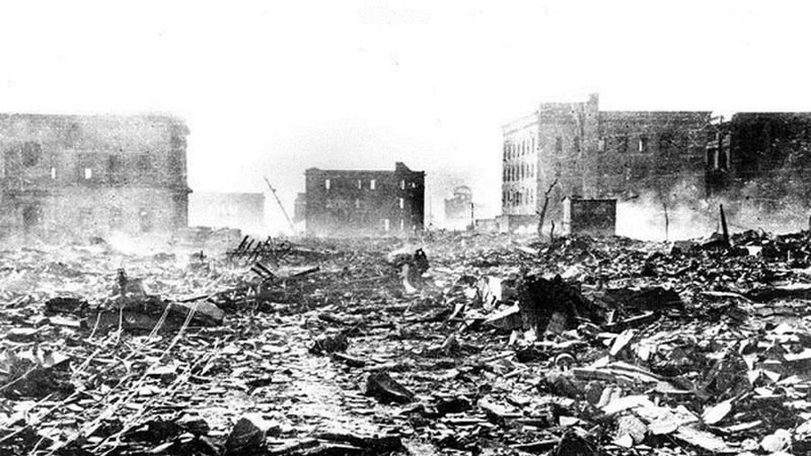 Nhìn lại vụ Mỹ ném bom nguyên tử xuống Hiroshima, Nagasaki 75 năm trước