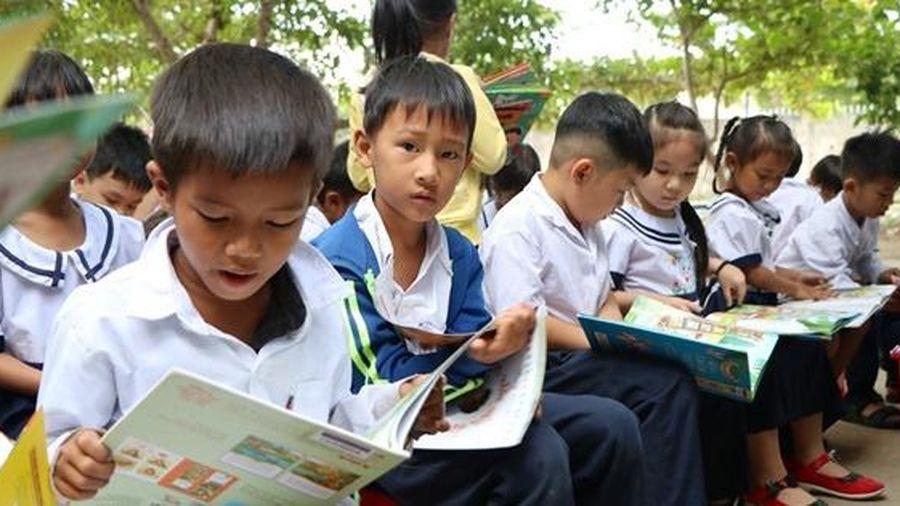 Bình Thuận: Năng lực sử dụng tiếng Việt của học sinh vùng dân tộc thiểu số nâng lên rõ rệt