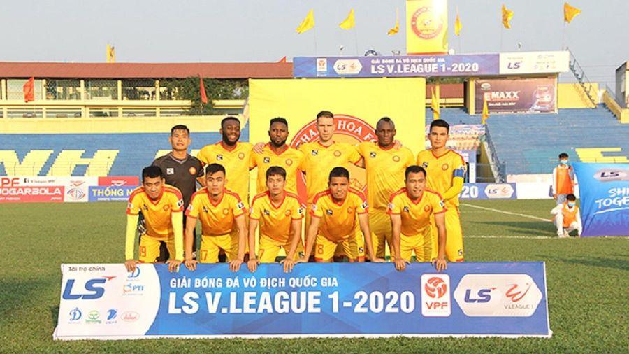 CLB Thanh Hóa tuyên bố bỏ V-League 2020 vì khó khăn tài chính