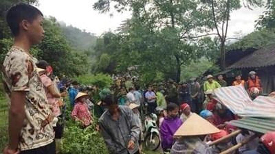 Hai vợ chồng tử vong do sạt lở đất ở Lào Cai