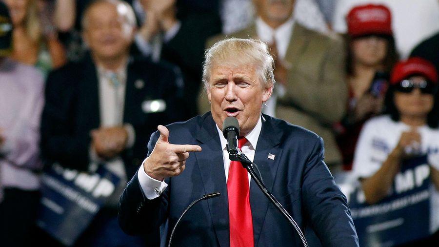 Chiến dịch gây quỹ tranh cử của Tổng thống Donald Trump vượt 1 tỷ USD