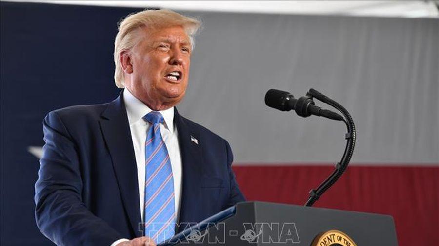 Nhóm vận động tranh cử của Tổng thống D.Trump thúc đẩy tổ chức sớm các cuộc tranh luận trực tiếp