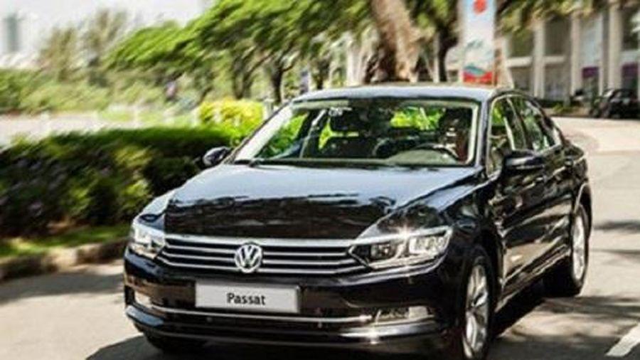 Giảm sâu tới 177 triệu đồng, Volkswagen Passat quyết tâm hút khách mua hàng